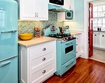repainted appliances