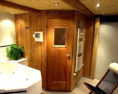 Sauna at home