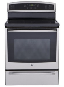 GE PHB920SFSS induction range