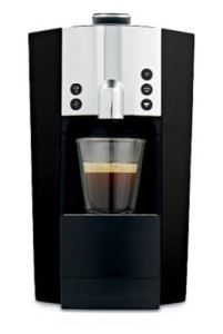 Starbucks Verismo V600, small cup