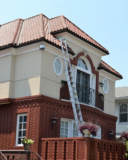 house remodeling, clean gutters